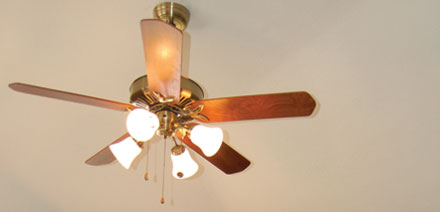 Wireless Fan And Light Control